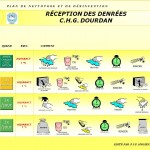 reception des denrees